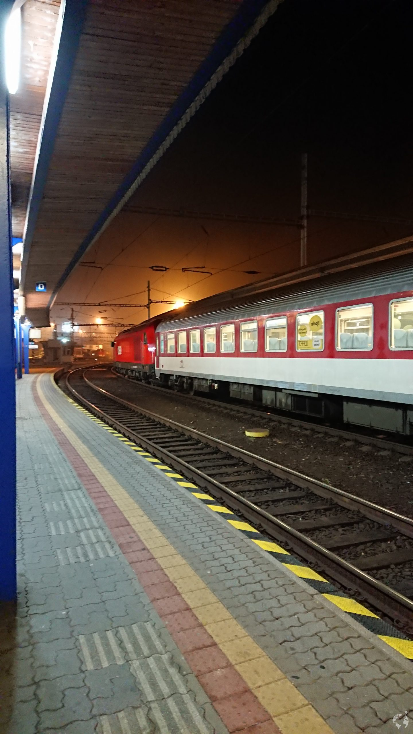 night train slovakia poland
