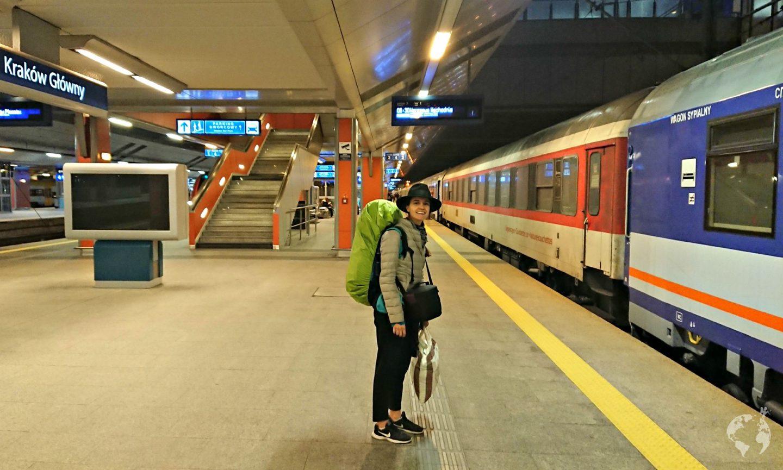 treno notte interrail come prenotare