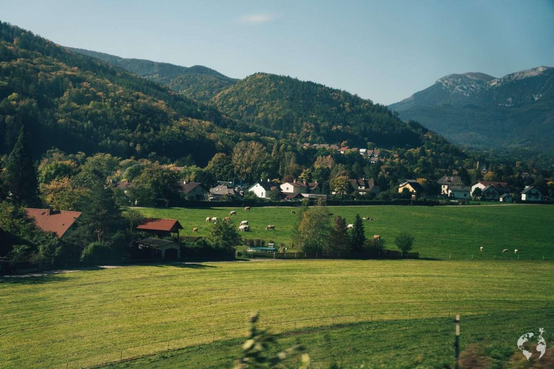 austria interrail pass