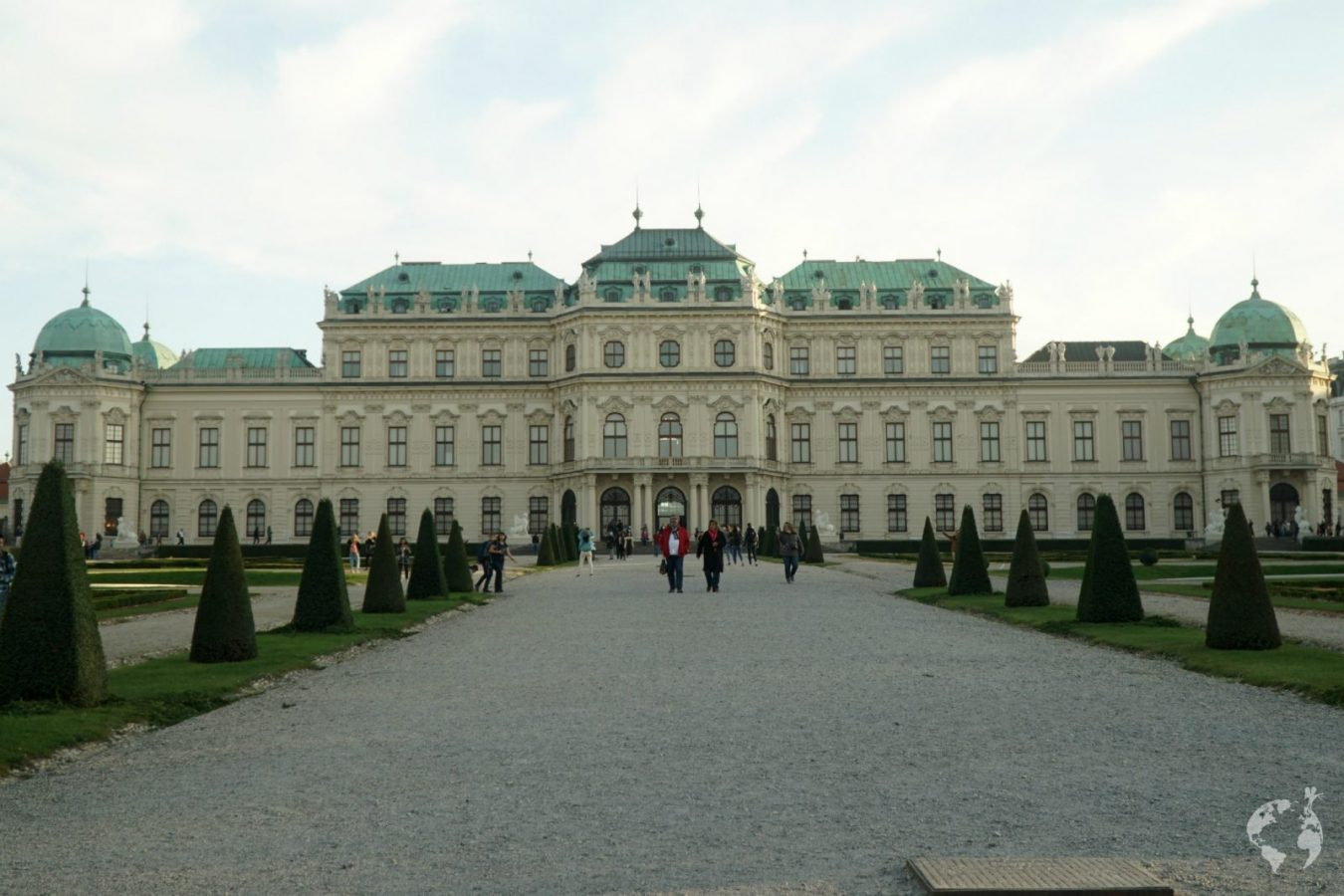 belvedere palace ticket price