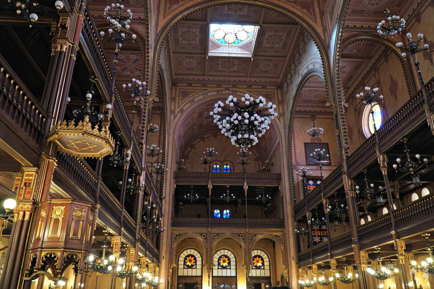 dohany street synagogue ticket cost