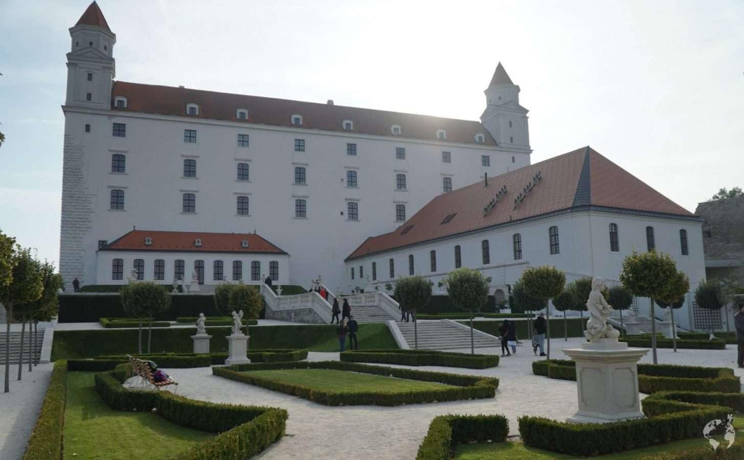 bratislava in one day