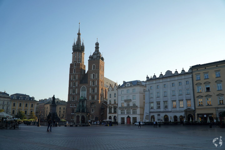 krakow itinerary poland