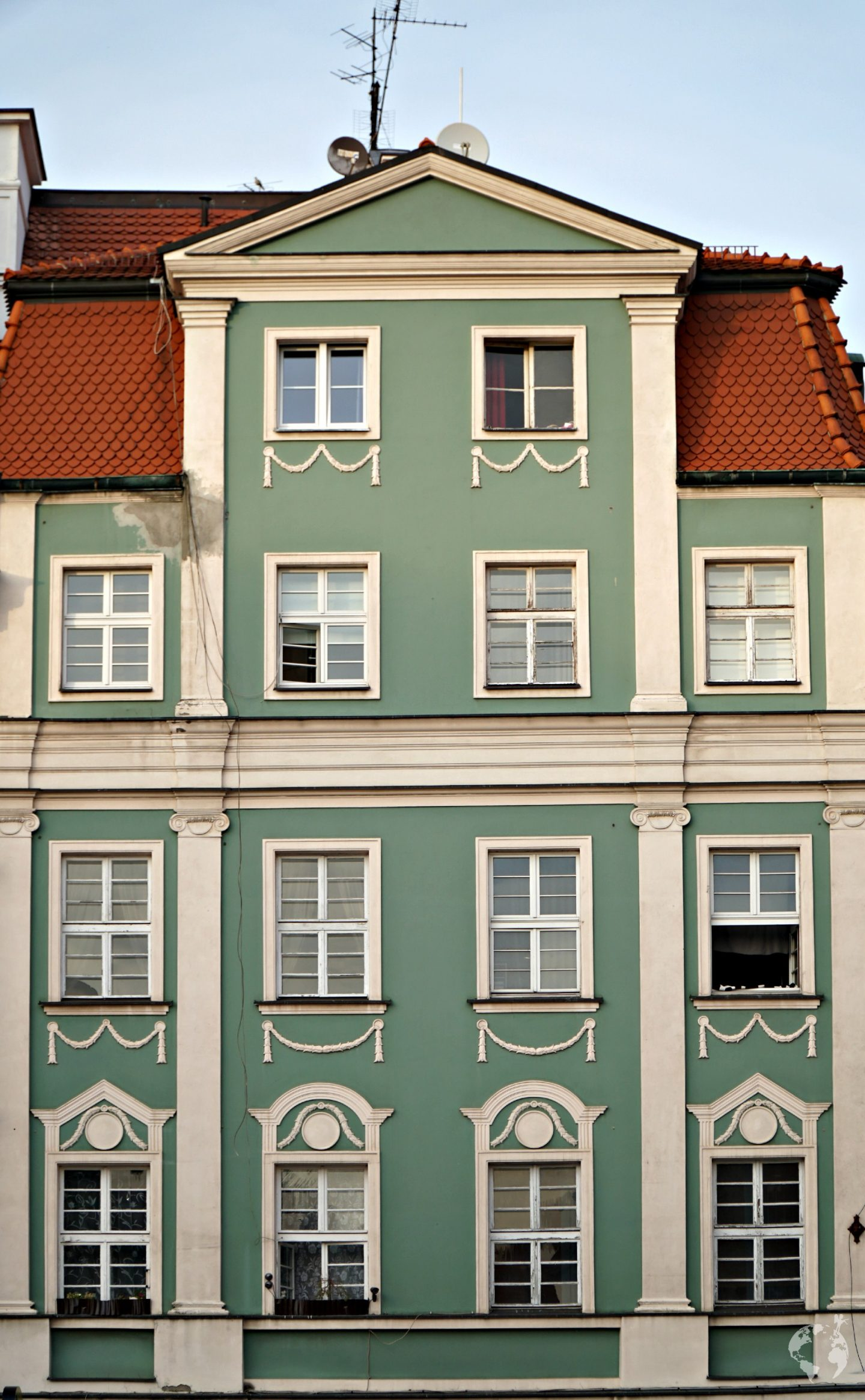wroclaw houses