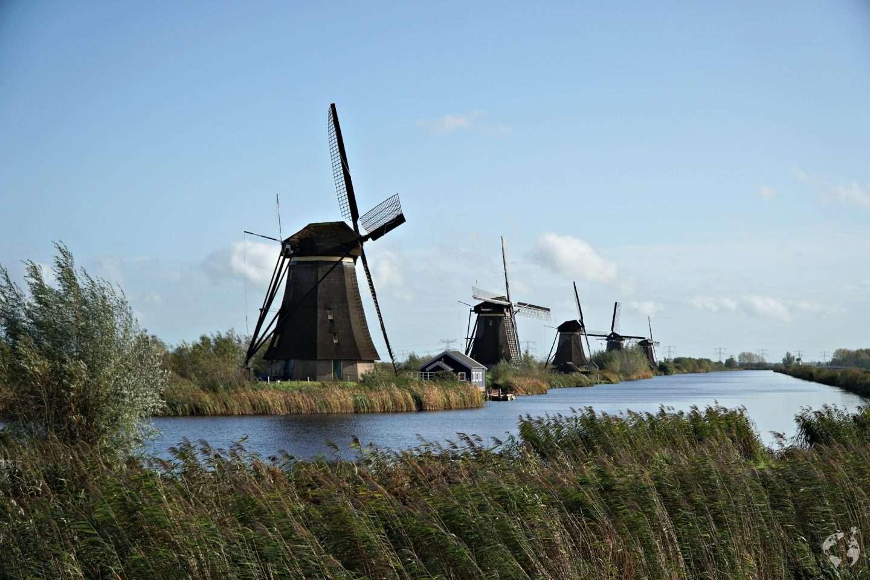dove vedere mulini a vento olanda