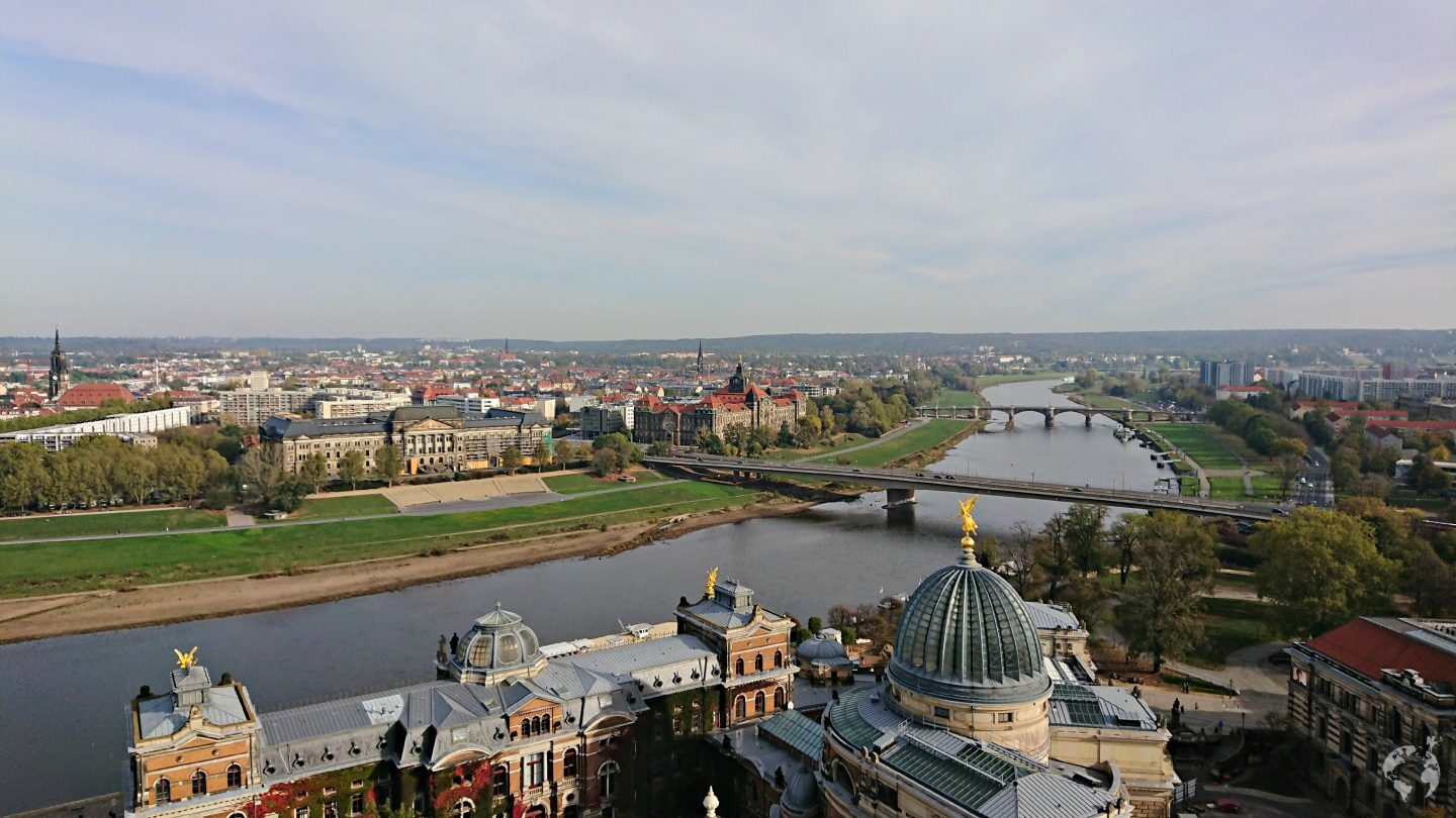 interrail itinerary dresden germany