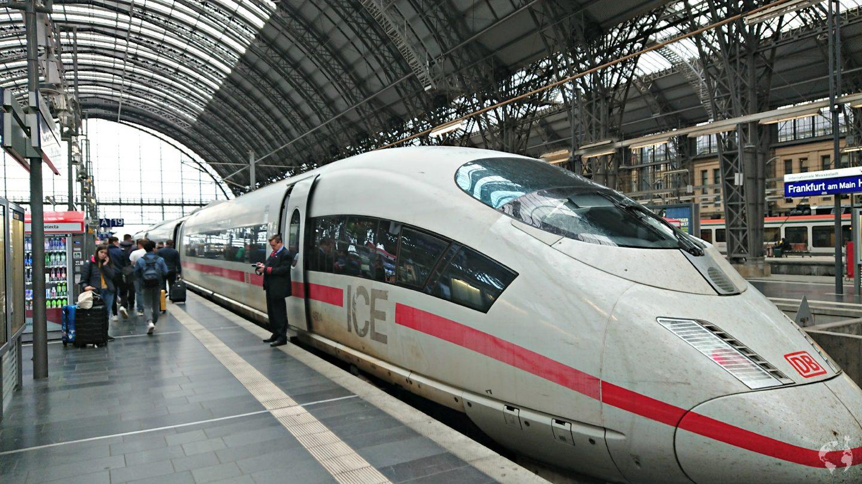 best trains europe interrail ice