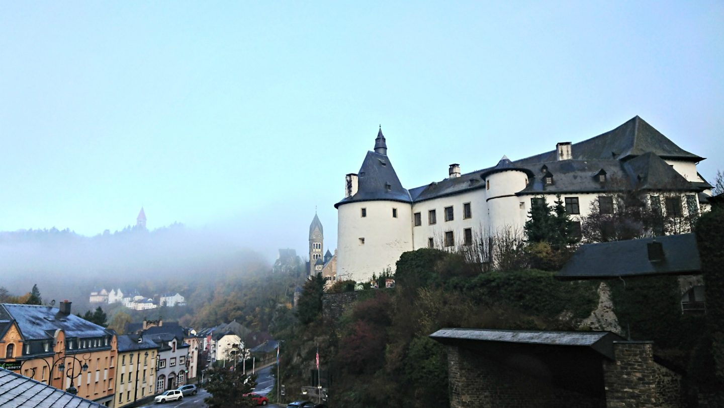 luxembourg itinerary clervaux