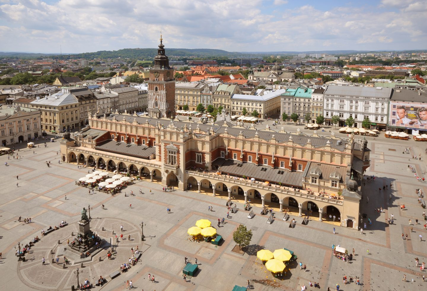 krakow tower tickets where to buy