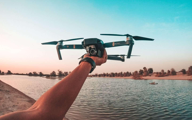 drone portatile viaggio dji