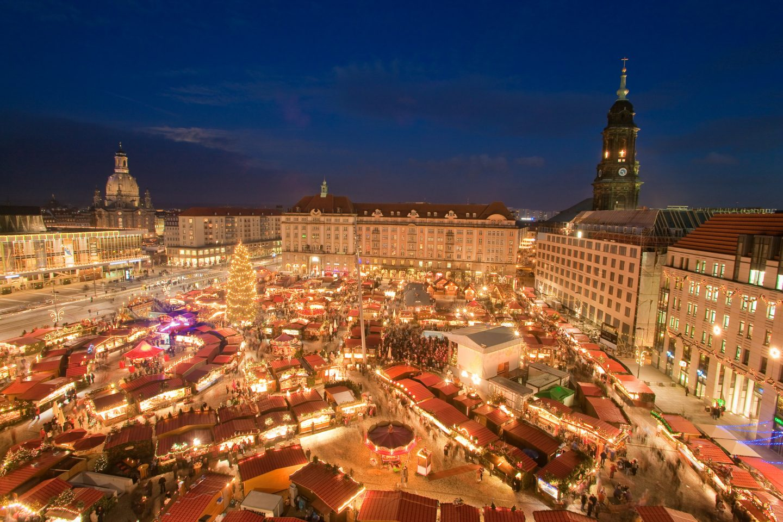 mercati di natale striezelmarkt dresda