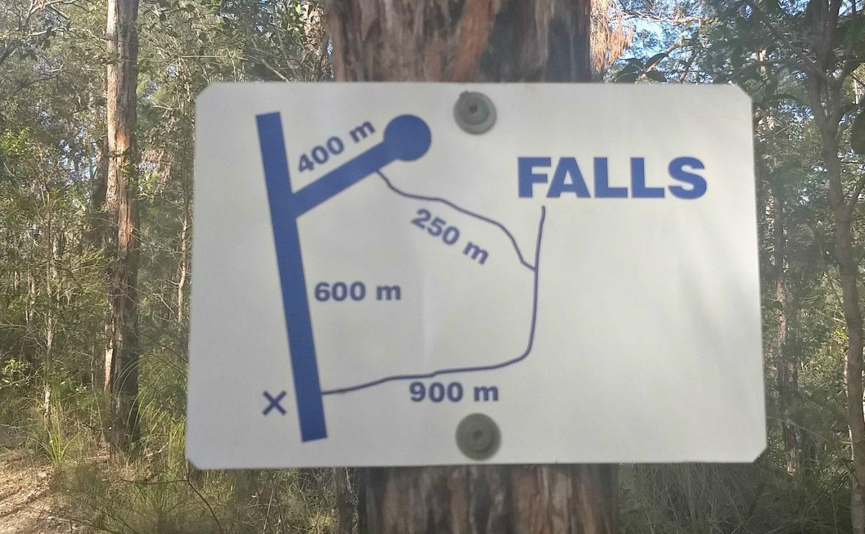 windin falls map