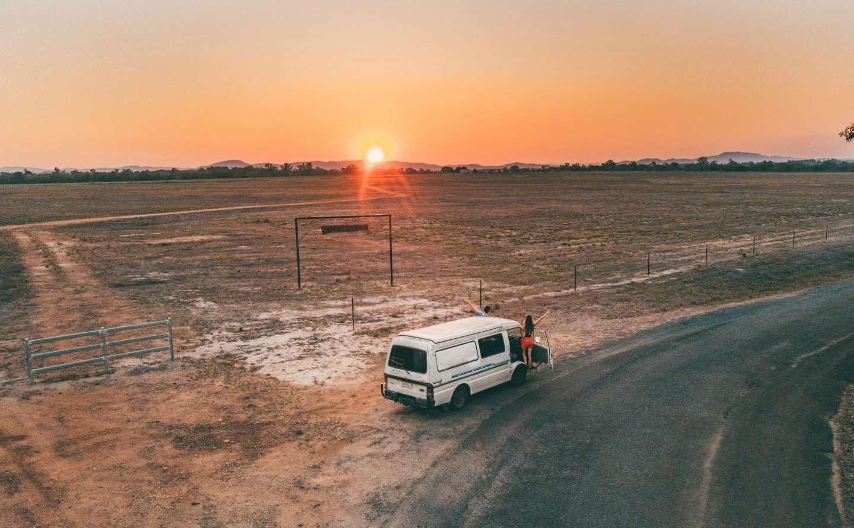 come comprare un van in Australia