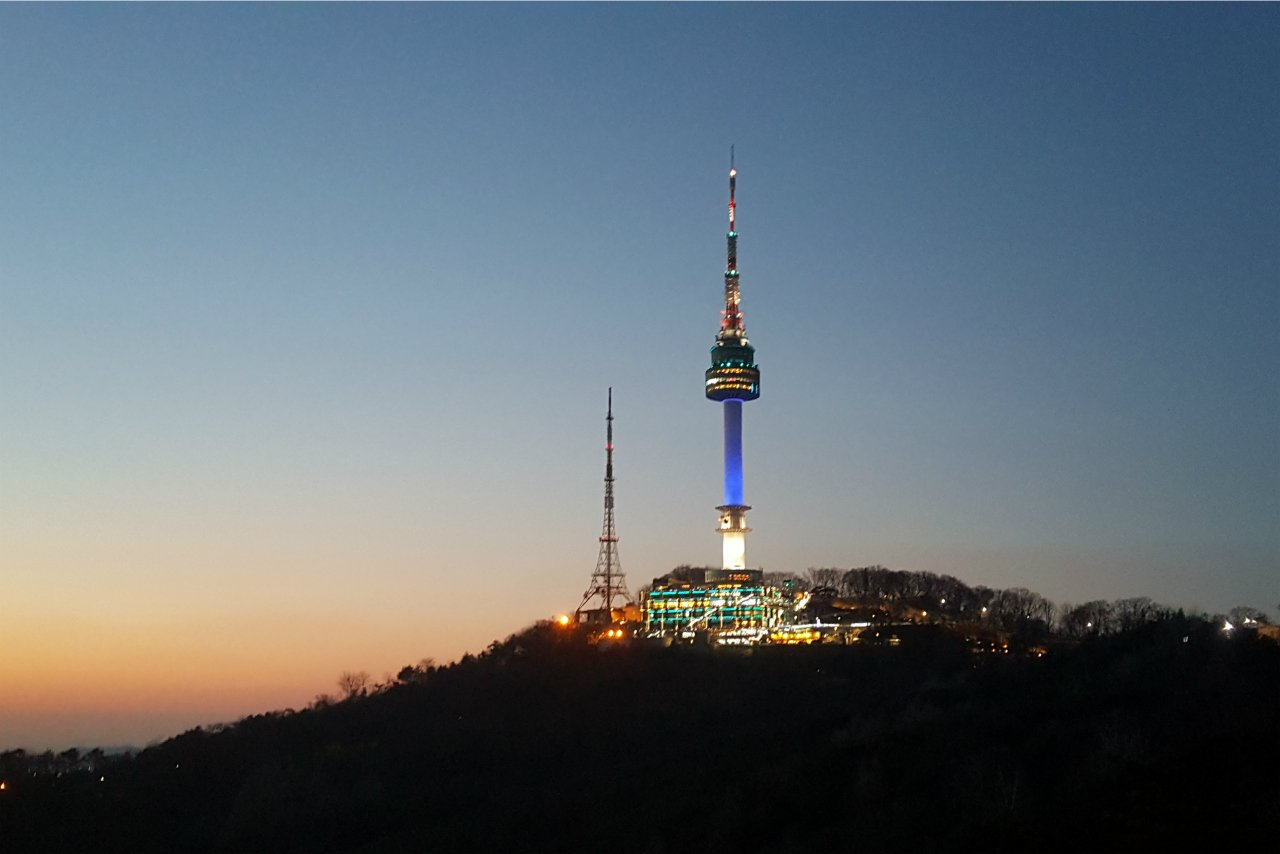 seoul n tower ticket cost