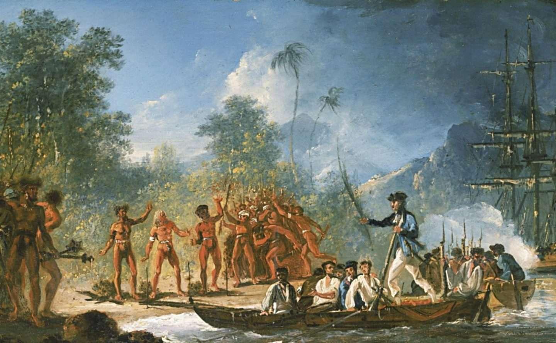 vanuatu island pacific ocean